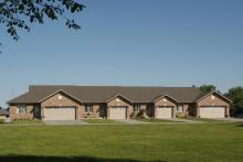 Carling Terrace townhomes